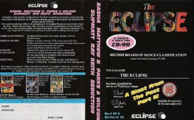 original eclipse tape cover