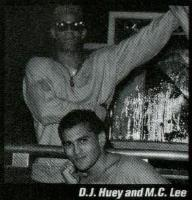 DJ Huey & MC Lee