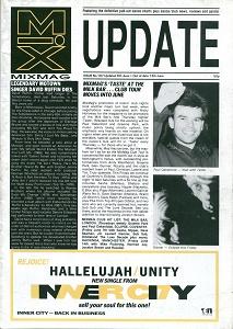 Mixmag Update 187 (6th June 91)