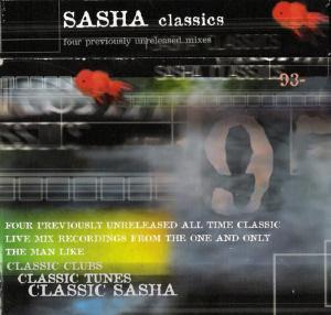 sasha classics 4 x tape boxset