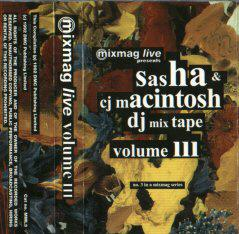 original cassette release cover