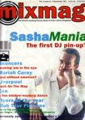 Mixmag Vol.2 issue 7 - Dec 1991 - Cover