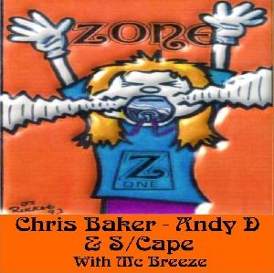 original CD cover
